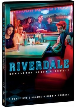 DVD Riverdale Sezon 01