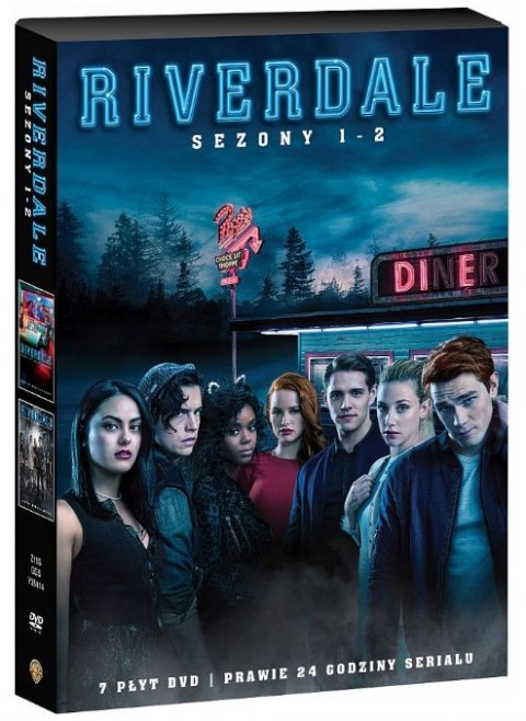 DVD Pakiet Riverdale Sezon 01-02